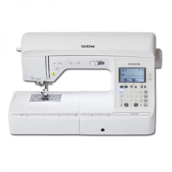 máquina de coser brother innovis 1100
