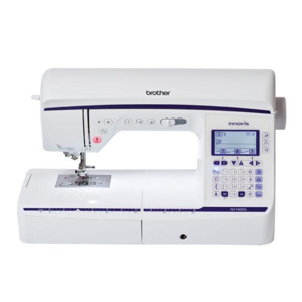 máquina coser brother innovis1800q