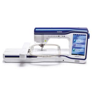 Máquinas de coser y bordar