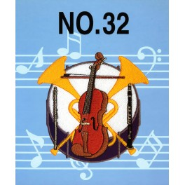 tarjeta instrumentos musicales