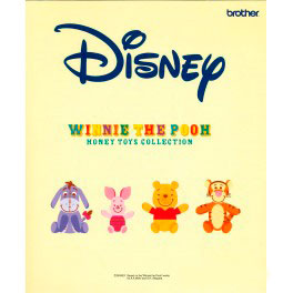 bordados disney Winnie P