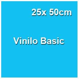 vinilo textil basic azul cielo
