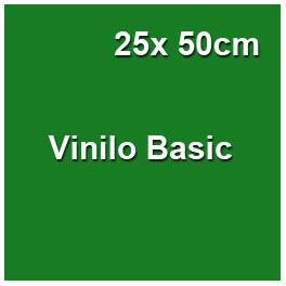 vinilo textil basic verde
