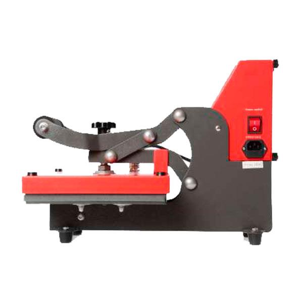 prensa térmica tc2 vista lateral